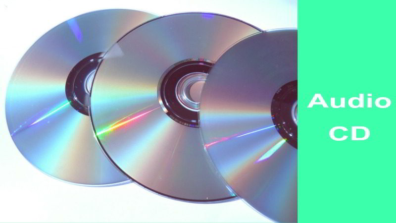 polycarbonate audio-cd